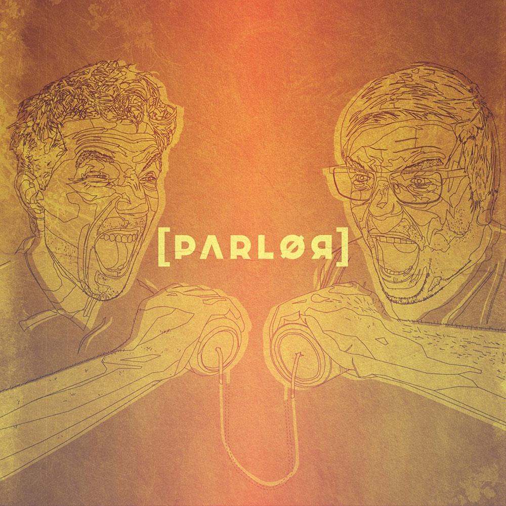 Parlør albumcover