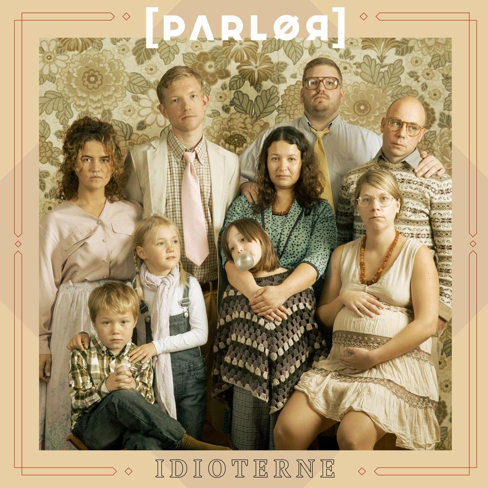 Idioterne album af Parlør
