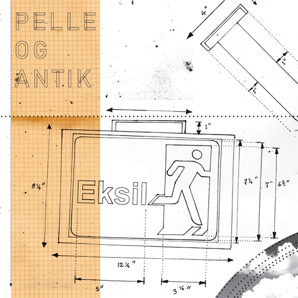 Eksil album af Pelle og Antik